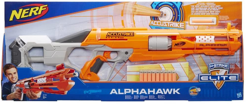 avis Nerf Accustrike Alphahawk