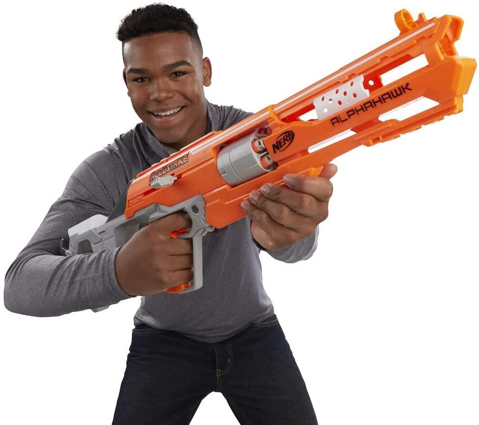 fusil nerf alphahawk prix