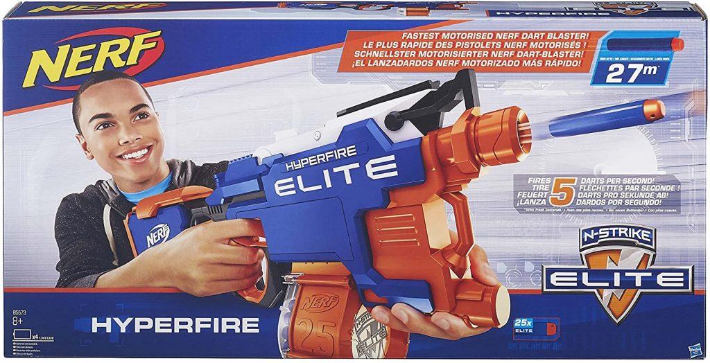 nerf elite hyperfire promo