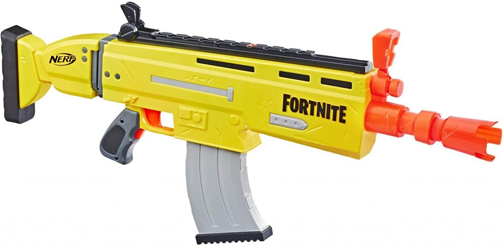 mitraillette nerf fortnite elite